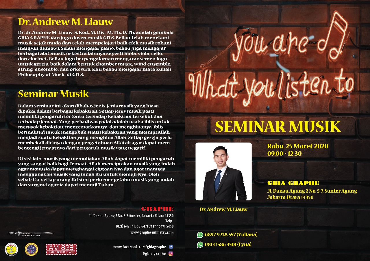 Seminar Musik Alkitabiah
